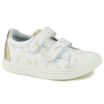 Παπούτσια Κορίτσι Χαμηλά Sneakers GBB NOELLA Άσπρο