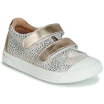 Παπούτσια Κορίτσι Χαμηλά Sneakers GBB NOELLA Gold