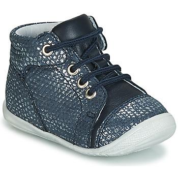 Παπούτσια Κορίτσι Ψηλά Sneakers GBB OLSA Μπλέ