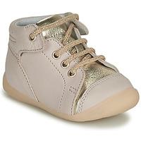 Παπούτσια Κορίτσι Ψηλά Sneakers GBB OLSA Άσπρο