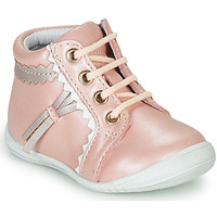 Παπούτσια Κορίτσι Ψηλά Sneakers GBB ACINTA Ροζ