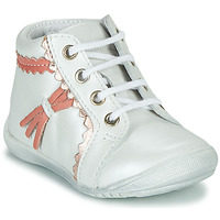 Παπούτσια Κορίτσι Μπότες GBB ACINTA Άσπρο