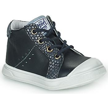 Παπούτσια Κορίτσι Ψηλά Sneakers GBB AGAPE Μπλέ