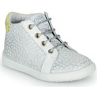 Παπούτσια Κορίτσι Ψηλά Sneakers GBB FAMIA Silver
