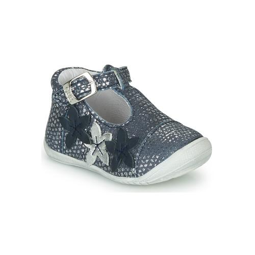 Παπούτσια Κορίτσι Μπαλαρίνες GBB AGATTA Μπλέ