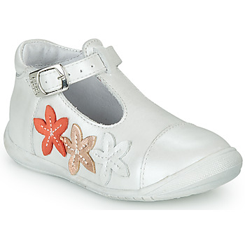 Παπούτσια Κορίτσι Μπαλαρίνες GBB AGATTA Άσπρο
