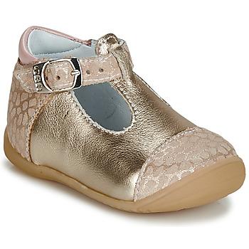 Παπούτσια Κορίτσι Μπαλαρίνες GBB MERTONE Beige