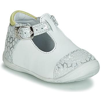 Παπούτσια Κορίτσι Μπαλαρίνες GBB MERTONE Άσπρο