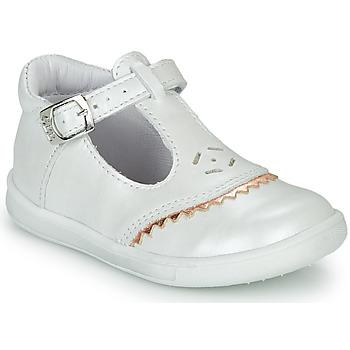 Παπούτσια Κορίτσι Μπαλαρίνες GBB AGENOR Άσπρο