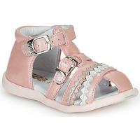 Παπούτσια Κορίτσι Σανδάλια / Πέδιλα GBB ALIDA Ροζ