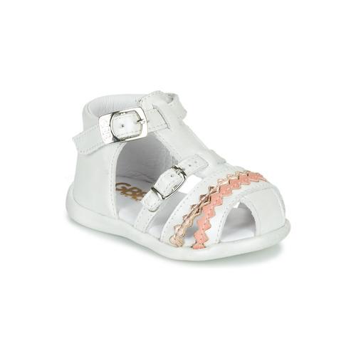 Παπούτσια Κορίτσι Σανδάλια / Πέδιλα GBB ALIDA Άσπρο