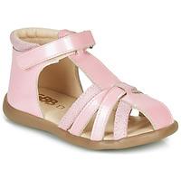 Παπούτσια Κορίτσι Σανδάλια / Πέδιλα GBB AGRIPINE Ροζ