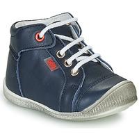 Παπούτσια Αγόρι Ψηλά Sneakers GBB PARGA Μπλέ