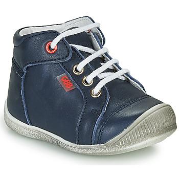 Ψηλά Sneakers GBB PARGA ΣΤΕΛΕΧΟΣ: Δέρμα & ΕΠΕΝΔΥΣΗ: Δέρμα & ΕΣ. ΣΟΛΑ: Δέρμα & ΕΞ. ΣΟΛΑ: Καουτσούκ