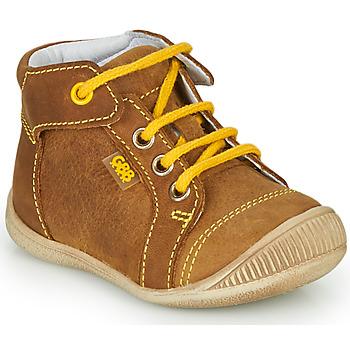 Παπούτσια Αγόρι Ψηλά Sneakers GBB PARGA Brown