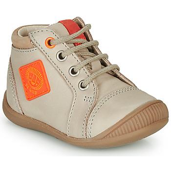 Παπούτσια Αγόρι Ψηλά Sneakers GBB TARAVI Beige