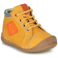 Παπούτσια Αγόρι Ψηλά Sneakers GBB TARAVI Yellow