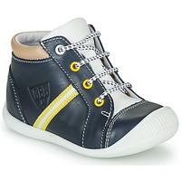 Παπούτσια Αγόρι Ψηλά Sneakers GBB GABRI Μπλέ