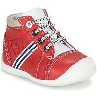 Παπούτσια Αγόρι Ψηλά Sneakers GBB GABRI Red