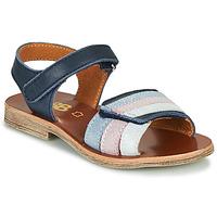 Παπούτσια Κορίτσι Σανδάλια / Πέδιλα GBB MIMOSA Marine