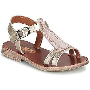 Παπούτσια Κορίτσι Σανδάλια / Πέδιλα GBB LAZARO Gold