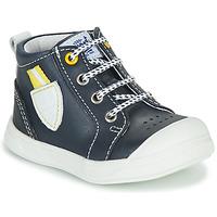 Παπούτσια Αγόρι Ψηλά Sneakers GBB GREGOR Marine