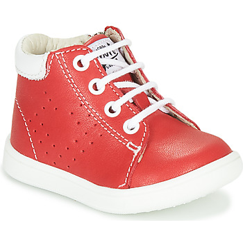 Παπούτσια Αγόρι Ψηλά Sneakers GBB FOLLIO Red