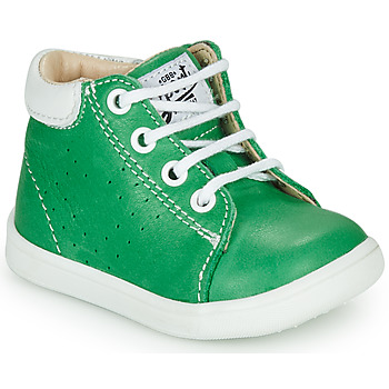 Παπούτσια Αγόρι Ψηλά Sneakers GBB FOLLIO Green