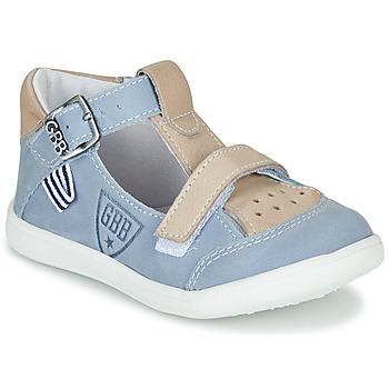 Παπούτσια Αγόρι Ψηλά Sneakers GBB BERETO Μπλέ