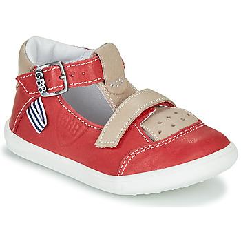 Παπούτσια Αγόρι Ψηλά Sneakers GBB BERETO Red