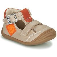 Παπούτσια Αγόρι Ψηλά Sneakers GBB BOLINA Beige