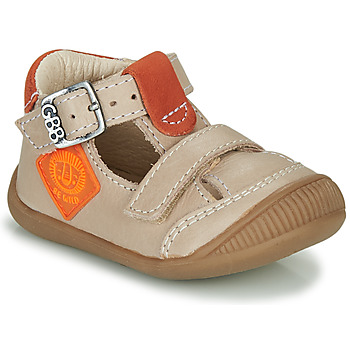 Παπούτσια Αγόρι Σανδάλια / Πέδιλα GBB BOLINA Beige / Orange