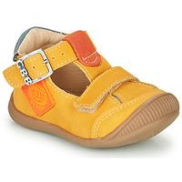 Παπούτσια Αγόρι Ψηλά Sneakers GBB BOLINA Orange