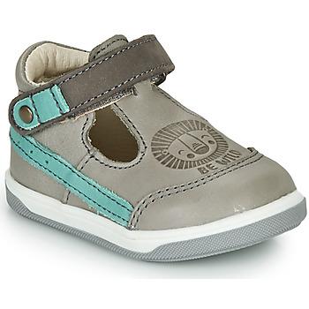 Ψηλά Sneakers GBB ANGOR ΣΤΕΛΕΧΟΣ: Δέρμα & ΕΠΕΝΔΥΣΗ: Δέρμα & ΕΣ. ΣΟΛΑ: Δέρμα & ΕΞ. ΣΟΛΑ: Καουτσούκ
