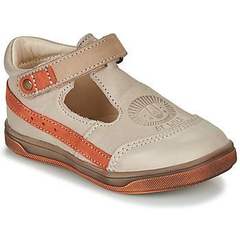 Παπούτσια Αγόρι Σανδάλια / Πέδιλα GBB ANGOR Beige / Orange