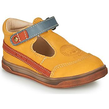 Παπούτσια Αγόρι Ψηλά Sneakers GBB ANGOR Orange