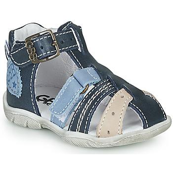 Παπούτσια Αγόρι Σανδάλια / Πέδιλα GBB BYZANTE Μπλέ