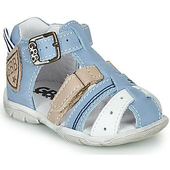 Παπούτσια Αγόρι Σανδάλια / Πέδιλα GBB BYZANTE Μπλέ / Grey
