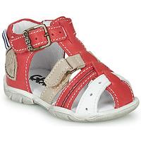 Παπούτσια Αγόρι Σανδάλια / Πέδιλα GBB BYZANTE Red