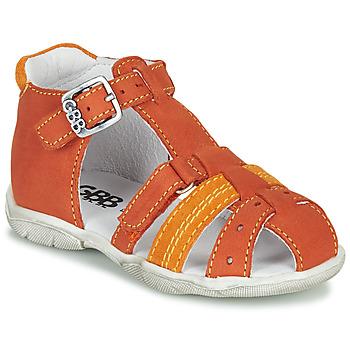 Παπούτσια Αγόρι Σανδάλια / Πέδιλα GBB ARIGO Orange