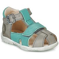 Παπούτσια Αγόρι Σανδάλια / Πέδιλα GBB SEROLO Grey / Μπλέ