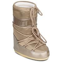 Παπούτσια Γυναίκα Snow boots Moon Boot MOON BOOT GLANCE Platinum