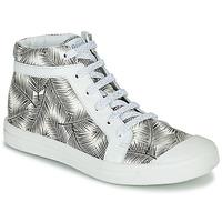 Παπούτσια Κορίτσι Ψηλά Sneakers GBB NAVETTE Black / Άσπρο