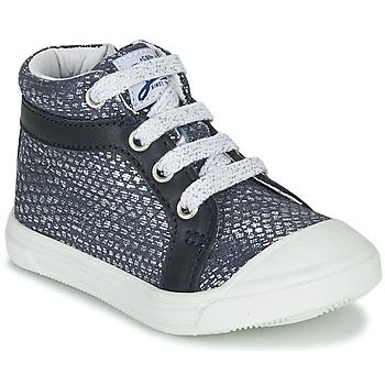 Ψηλά Sneakers GBB NAVETTE ΣΤΕΛΕΧΟΣ: Δέρμα & ΕΠΕΝΔΥΣΗ: Δέρμα & ΕΣ. ΣΟΛΑ: Δέρμα & ΕΞ. ΣΟΛΑ: Καουτσούκ