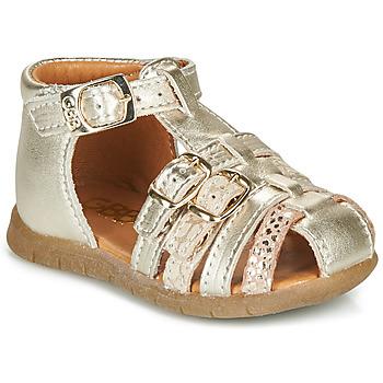 Παπούτσια Κορίτσι Σανδάλια / Πέδιλα GBB PERLE Gold
