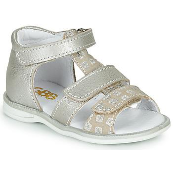 Παπούτσια Κορίτσι Σανδάλια / Πέδιλα GBB NAVIZA Beige