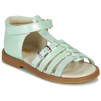 Παπούτσια Κορίτσι Σανδάλια / Πέδιλα GBB ANTIGA Green