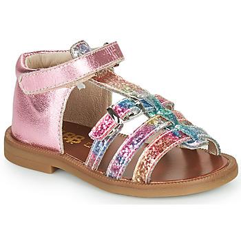 Παπούτσια Κορίτσι Σανδάλια / Πέδιλα GBB PHILIPPINE Ροζ