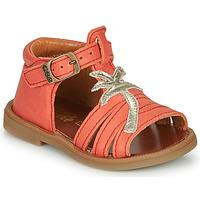 Παπούτσια Κορίτσι Σανδάλια / Πέδιλα GBB ARAGA Corail