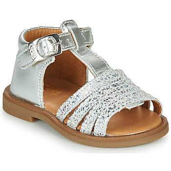 Παπούτσια Κορίτσι Σανδάλια / Πέδιλα GBB ATECA Silver